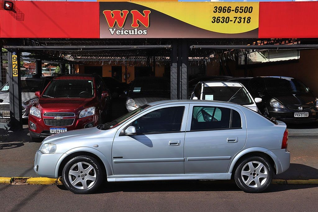 CHEVROLET ASTRA 2.0 MPFI ADVANTAGE 8V 2009