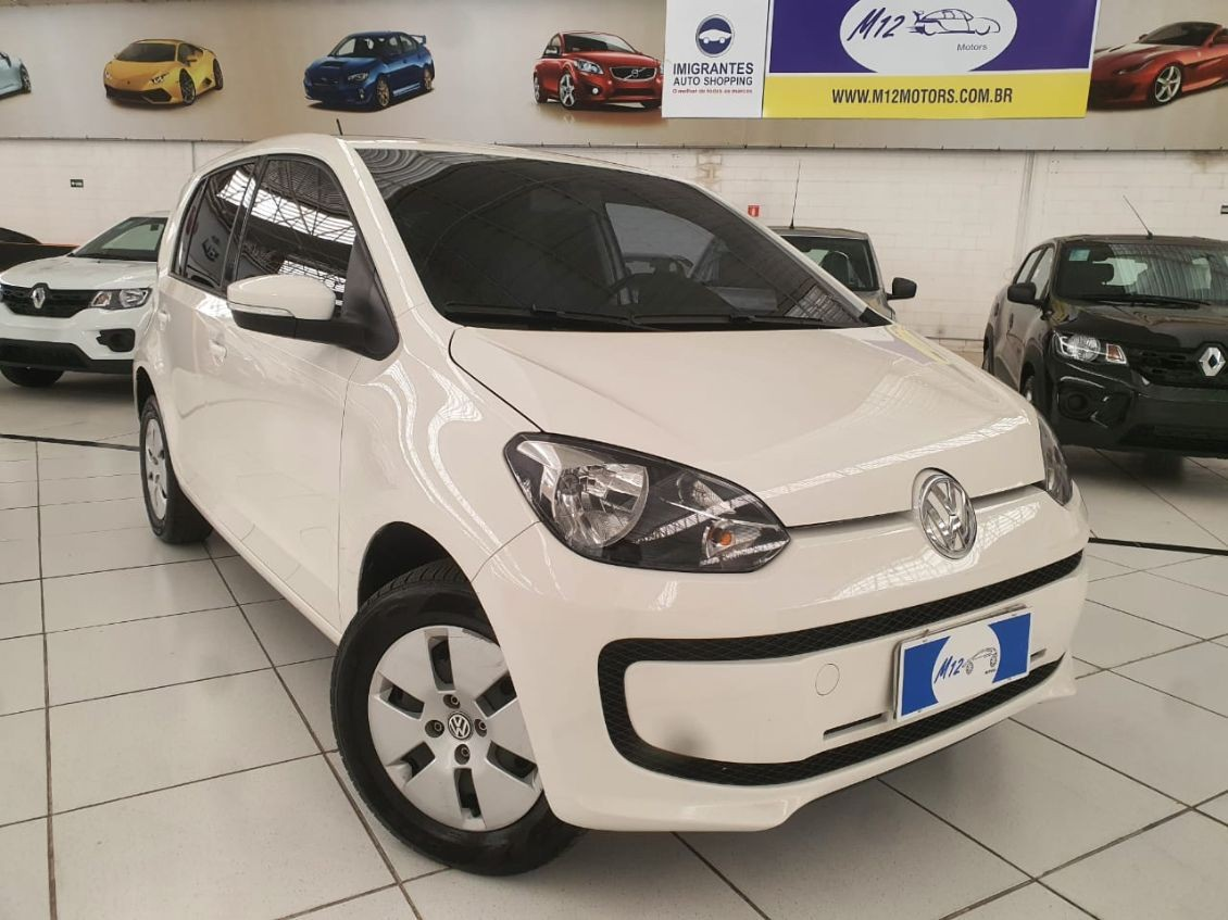 VOLKSWAGEN UP 1.0 MPI MOVE UP 12V 2016