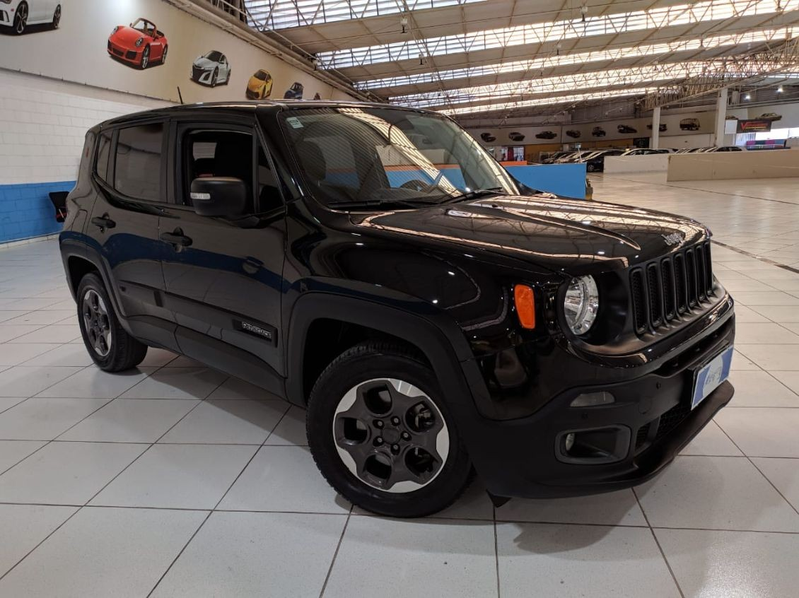 JEEP RENEGADE 1.8 16V SPORT 2018
