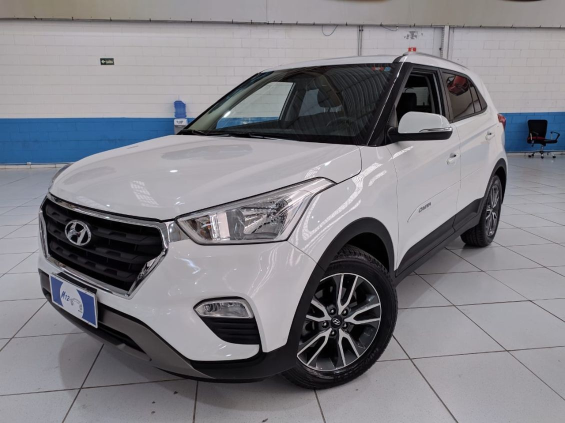 HYUNDAI CRETA 1.6 16V PULSE PLUS 2018