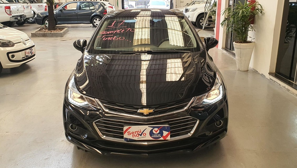 CHEVROLET CRUZE 1.4 TURBO LTZ 16V 2017