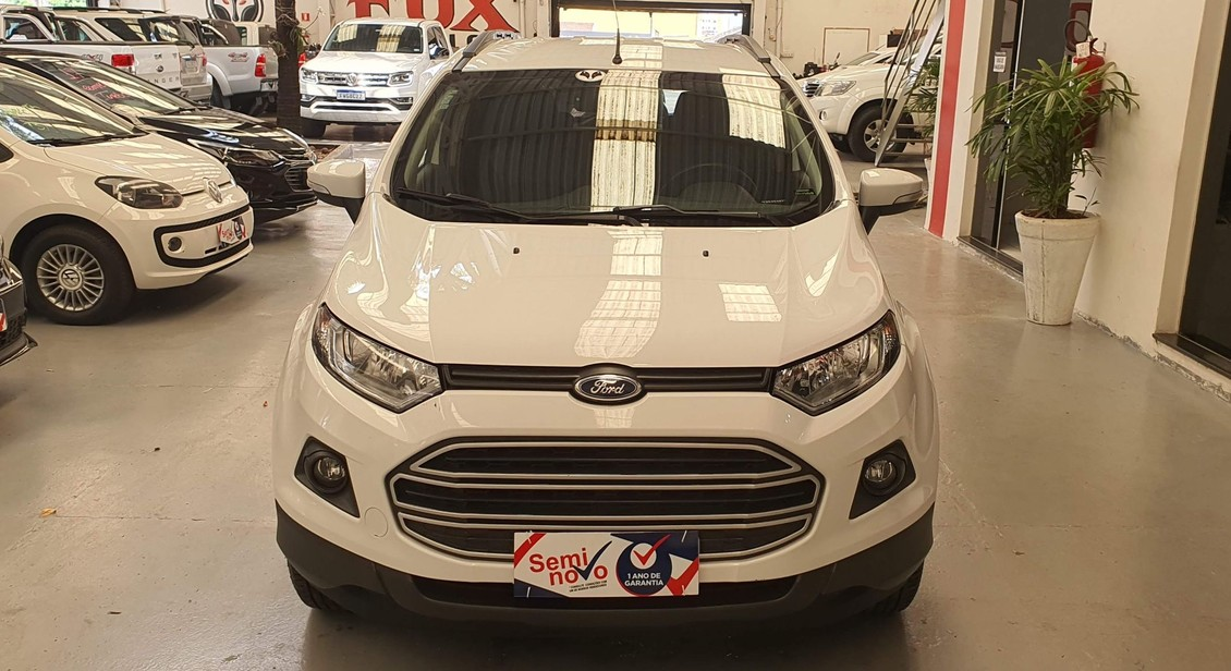 FORD ECOSPORT 2.0 SE 16V POWERSHIFT 2015