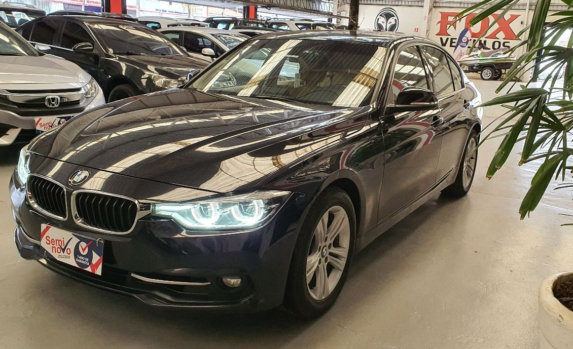 BMW 320I 2.0 16V TURBO ACTIVE 2016