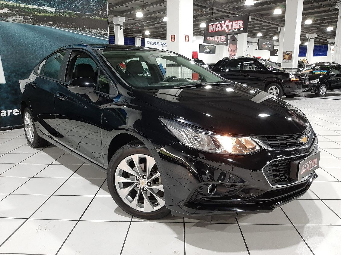 CHEVROLET CRUZE 1.4 TURBO LT 16V 2019