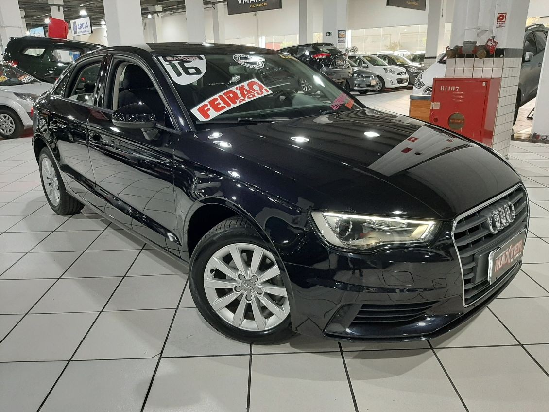 AUDI A3 1.4 TFSI SEDAN ATTRACTION 16V 2016