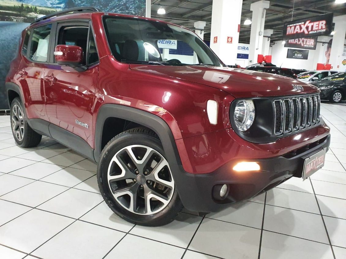 JEEP RENEGADE 1.8 16V LONGITUDE 2019