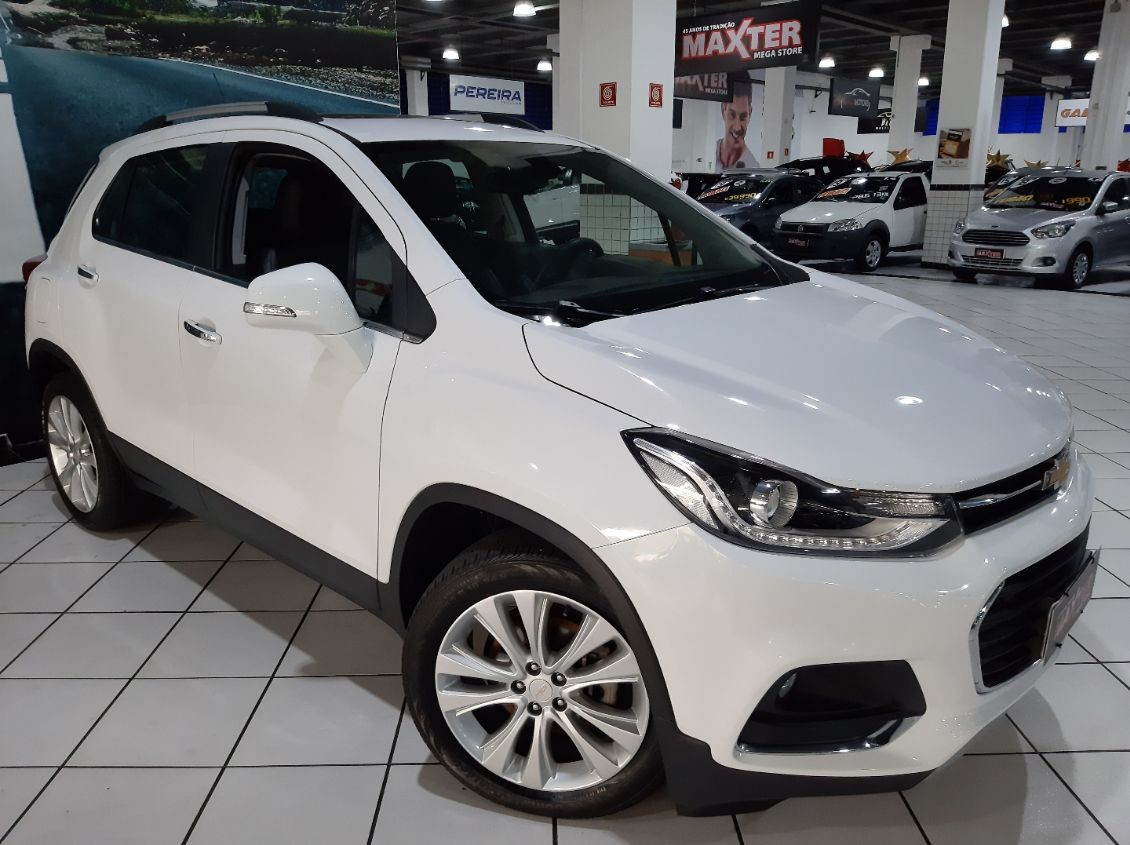 CHEVROLET TRACKER 1.4 16V TURBO PREMIER 2019