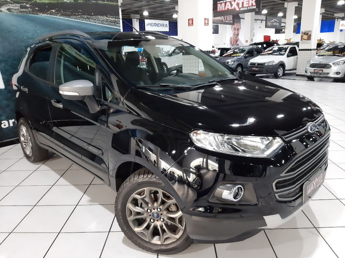 FORD ECOSPORT 1.6 FREESTYLE 16V 2015