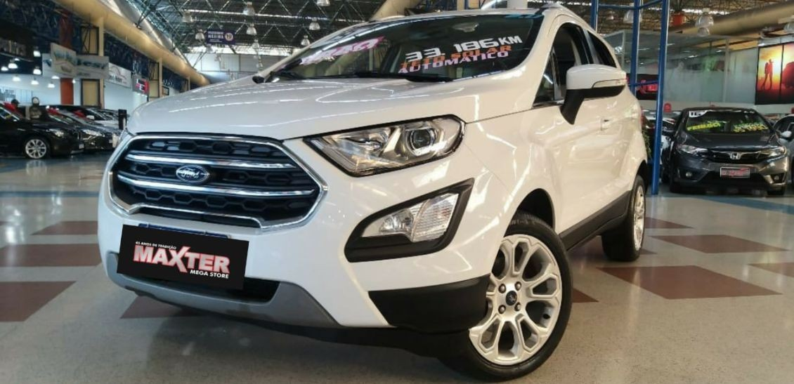 FORD ECOSPORT 2.0 DIRECT TITANIUM 2019