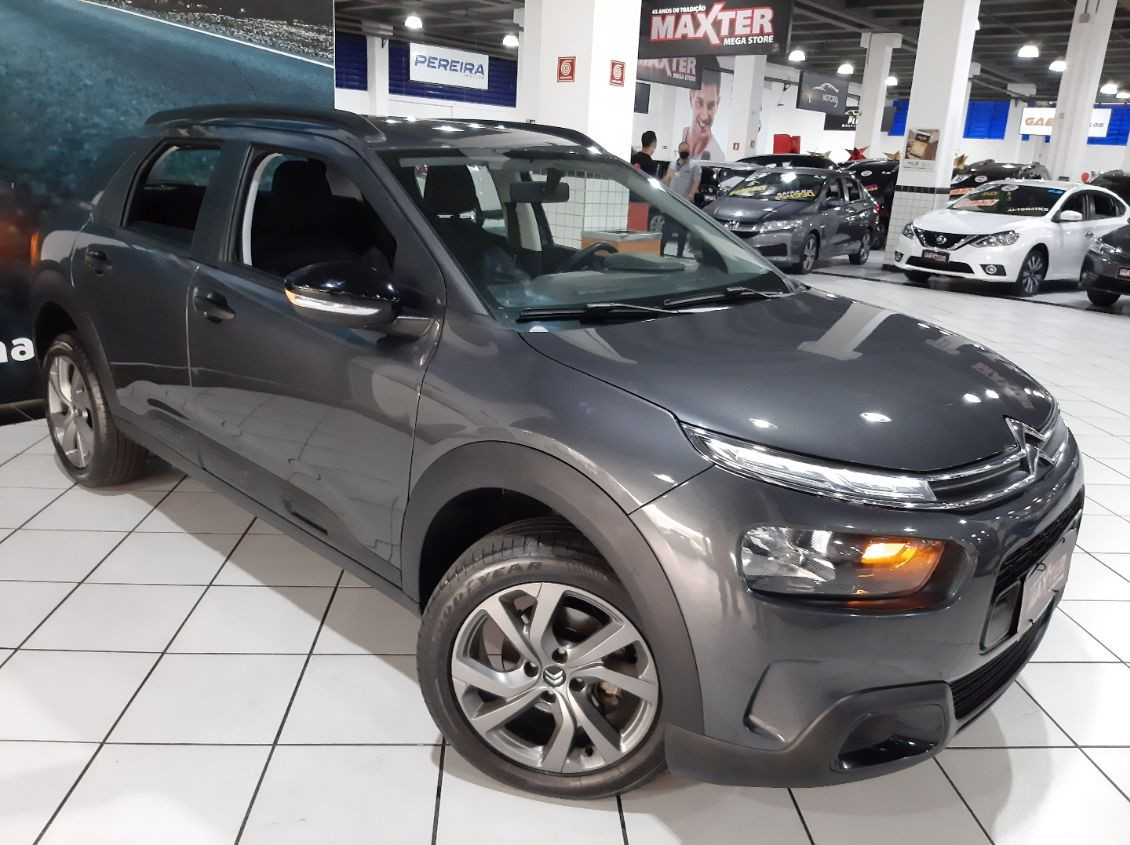 CITROEN C4 CACTUS 1.6 VTI 120 FEEL EAT6 2019