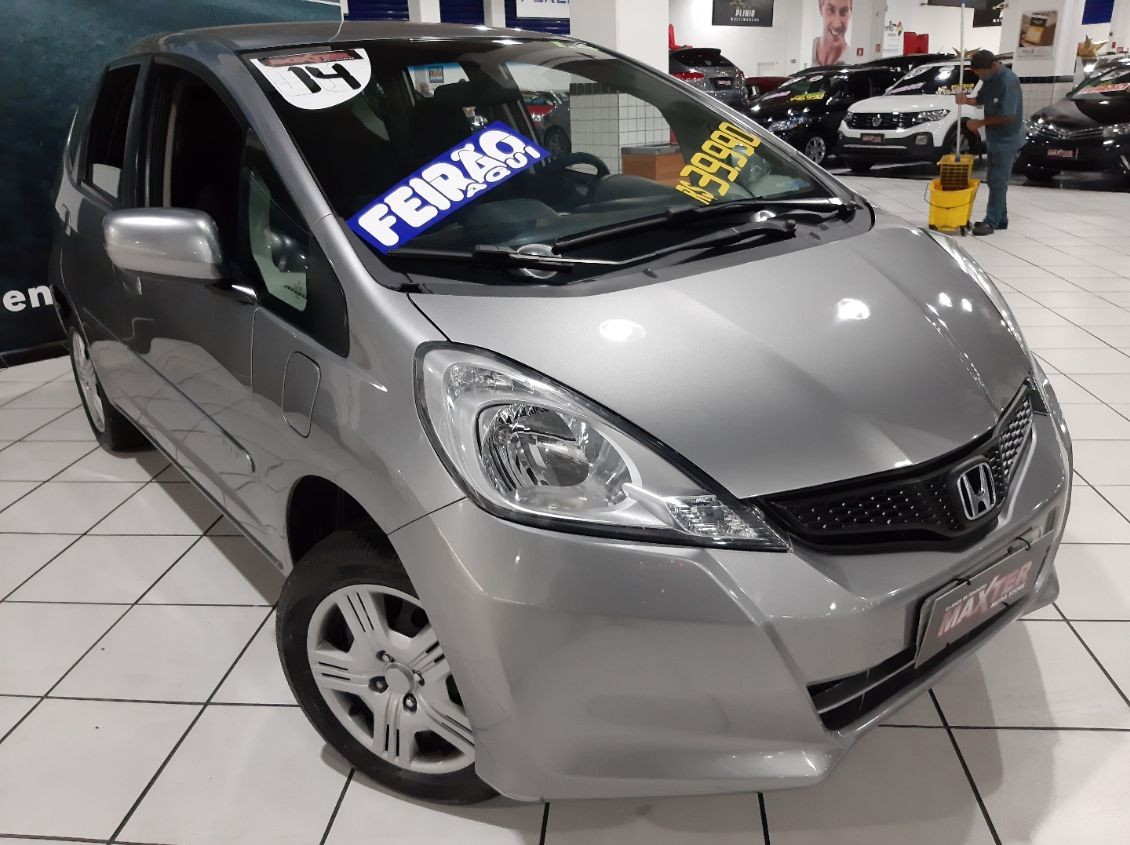 HONDA FIT 1.4 DX 16V 2014