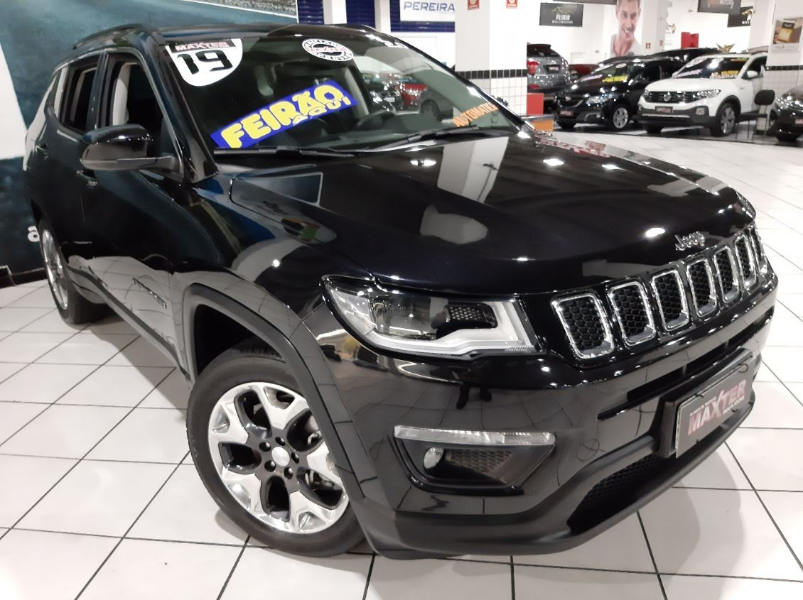 JEEP COMPASS 2.0 16V LONGITUDE 2019