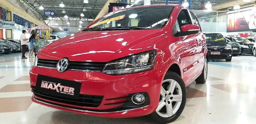 VOLKSWAGEN FOX 1.6 MI HIGHLINE 8V 2015