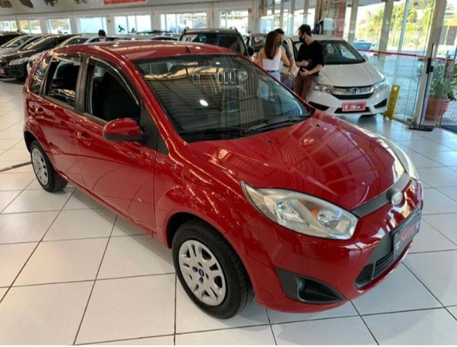FORD FIESTA 1.0 ROCAM SE PLUS HATCH 8V 2014