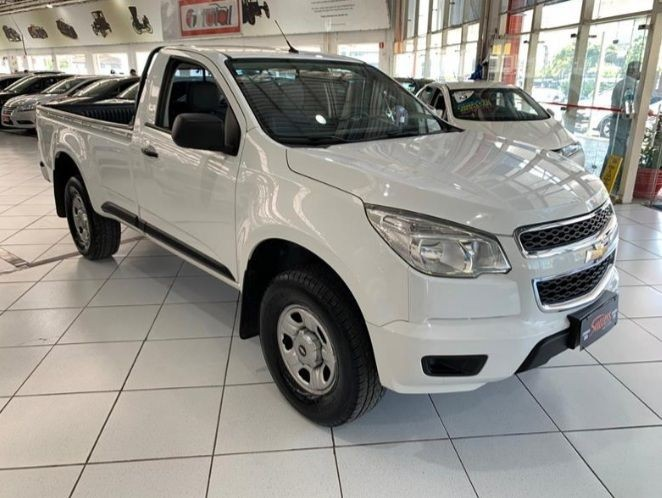 CHEVROLET S10 2.4 LS 4X2 CS 8V 2015