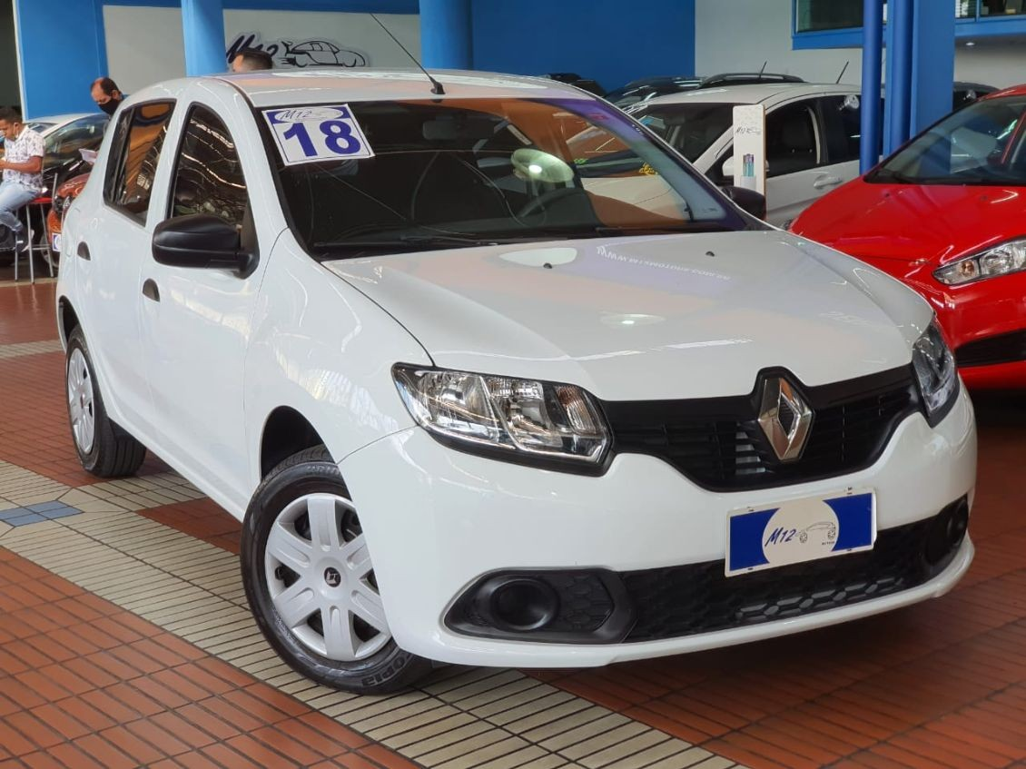 RENAULT SANDERO 1.0 12V SCE AUTHENTIQUE 2018