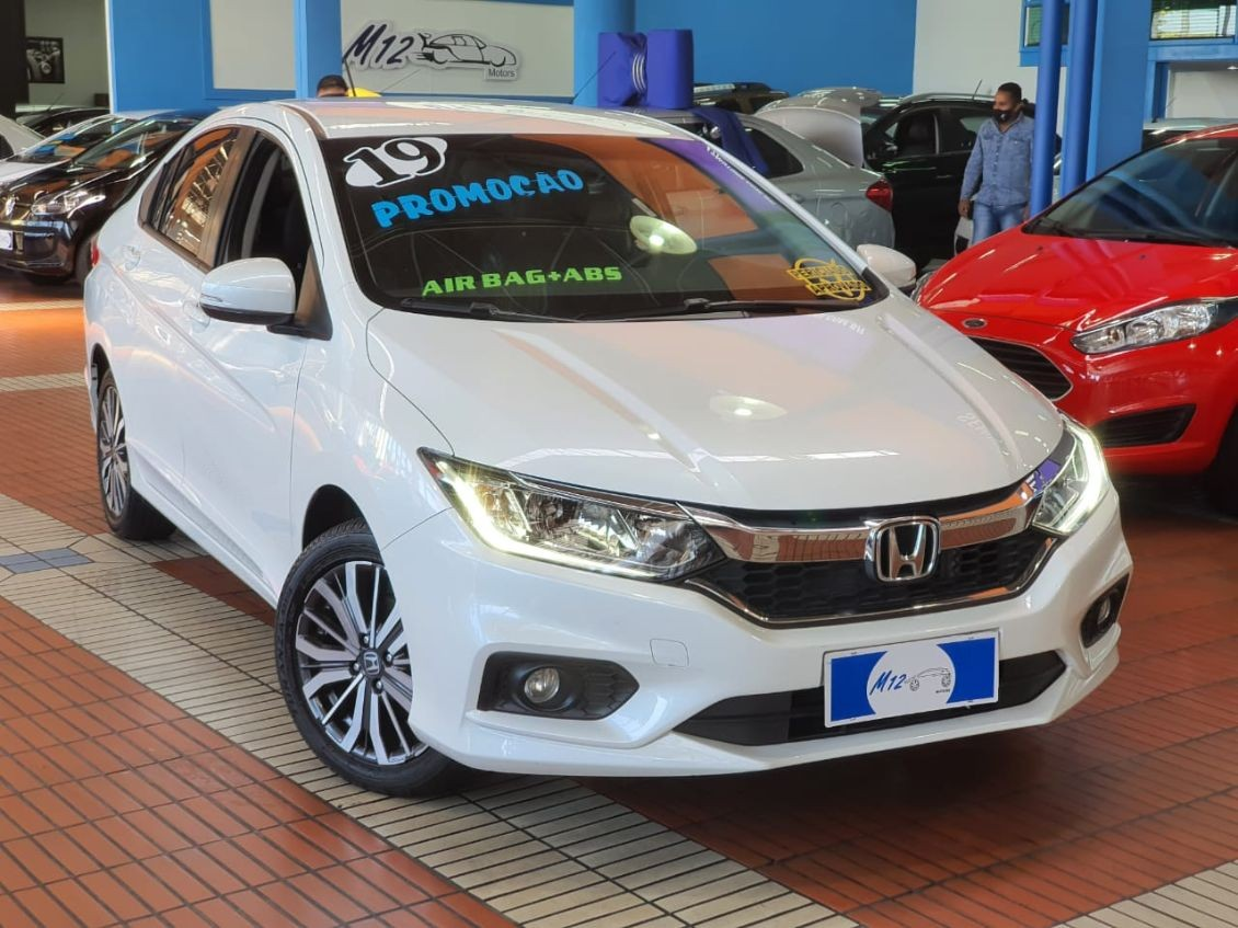 HONDA CITY 1.5 EX 16V 2019