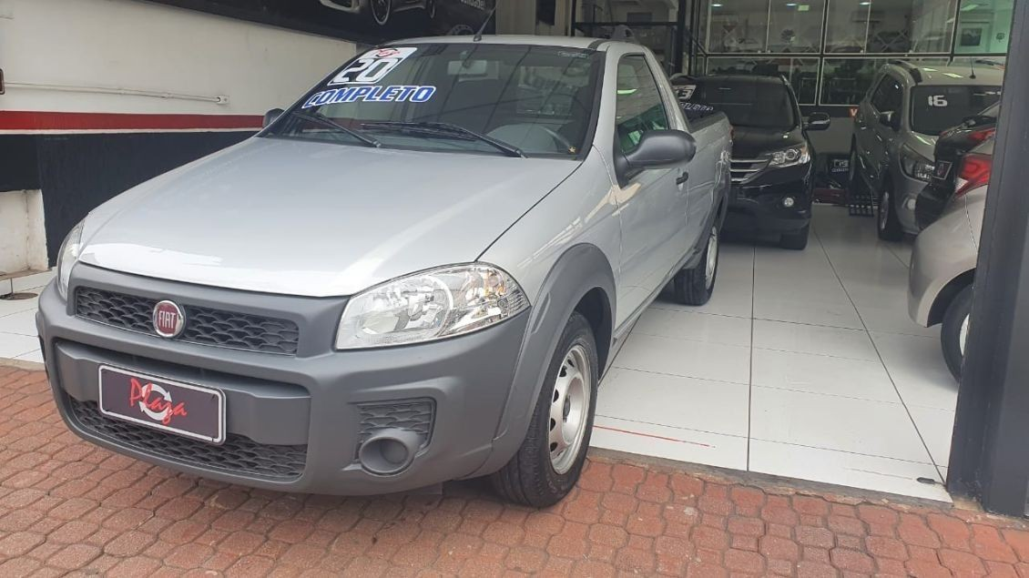 FIAT STRADA 1.4 MPI HARD WORKING CS 8V 2020