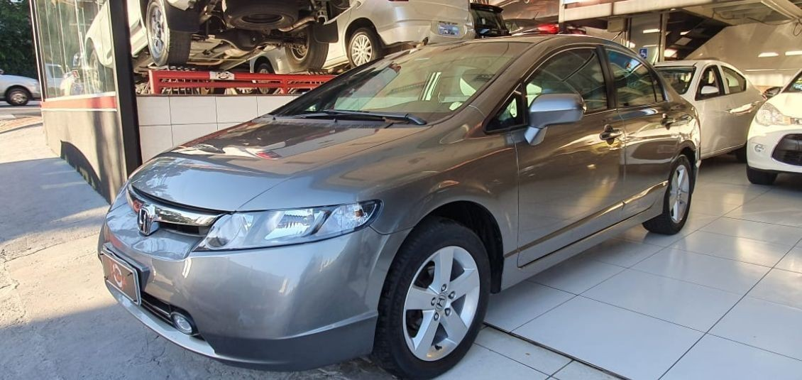 HONDA CIVIC 1.8 LXS 16V 2007