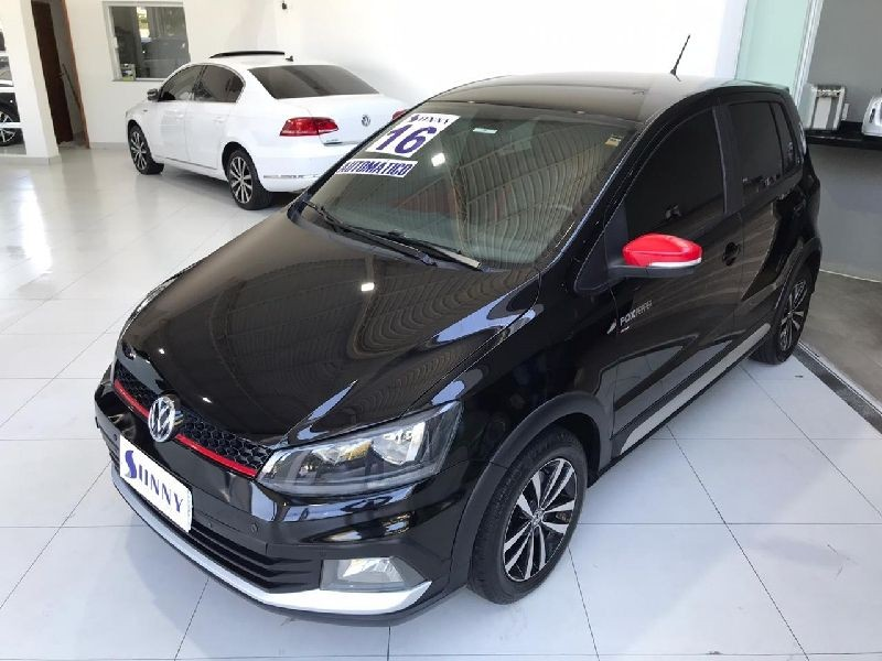 VOLKSWAGEN FOX 1.6 MSI PEPPER 16V 2016