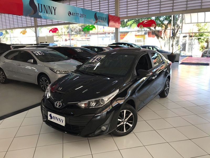 TOYOTA YARIS 1.5 16V SEDAN XL MULTIDRIVE 2019