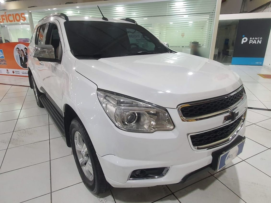 CHEVROLET TRAILBLAZER 2.8 LTZ 4X4 16V TURBO 2014