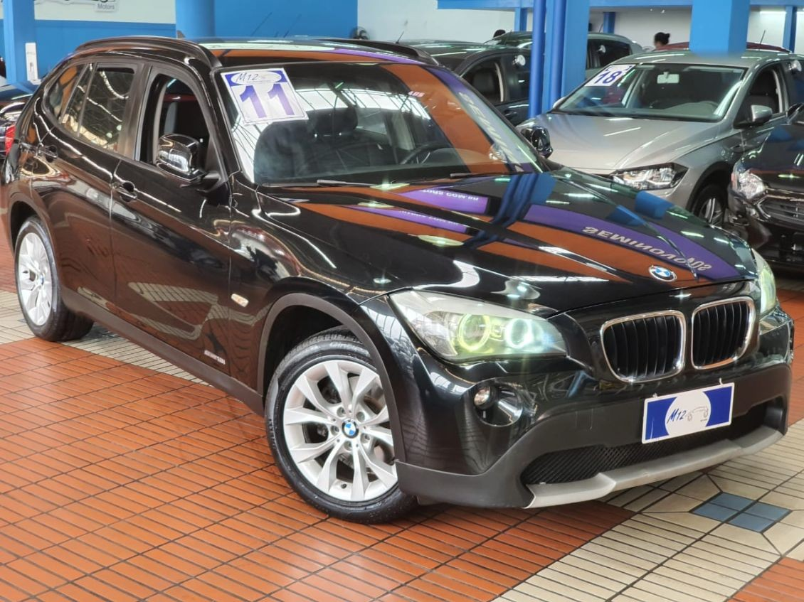 BMW X1 2.0 16V SDRIVE18I 2011
