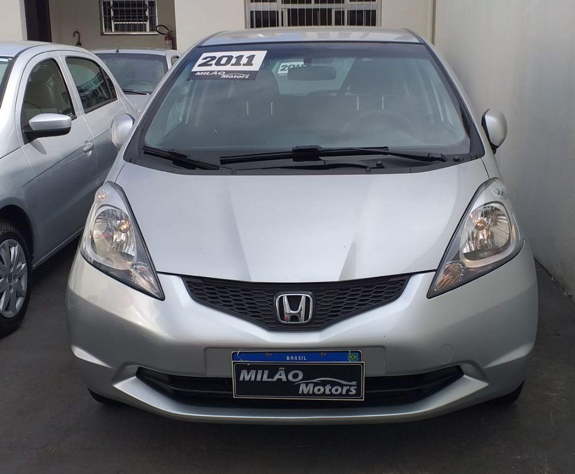 HONDA FIT 1.4 LXL 16V 2011