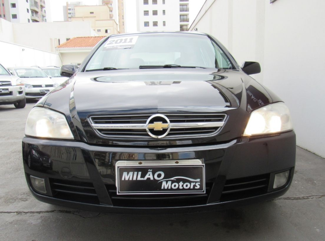 CHEVROLET ASTRA 2.0 MPFI ADVANTAGE 8V 2011