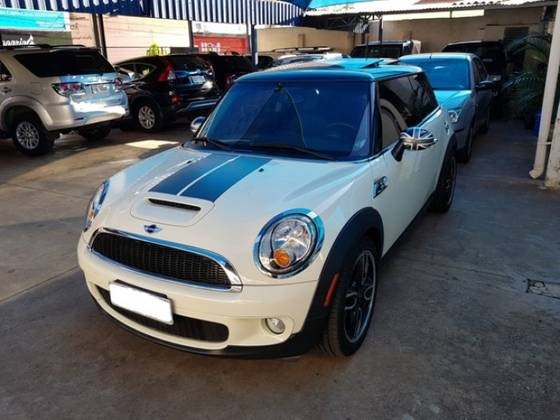 MINI COOPER 1.6 S 16V TURBO 2008