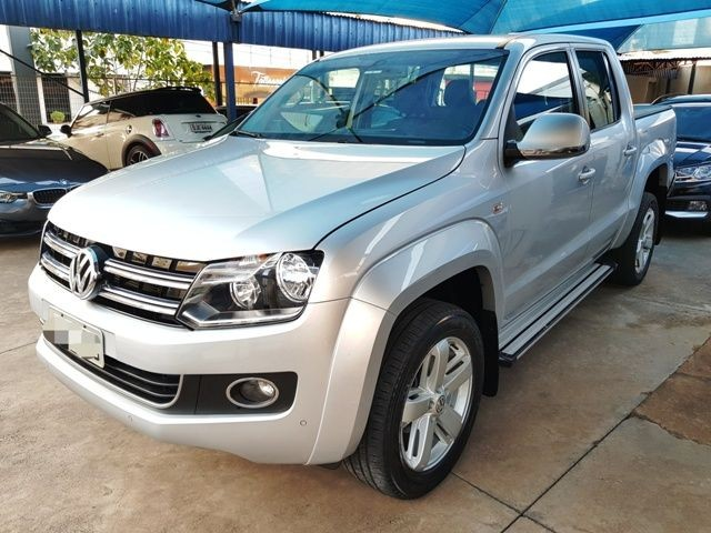 VOLKSWAGEN AMAROK 2.0 HIGHLINE 4X4 CD 16V TURBO INTERCOOLER 2015