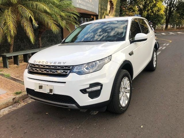 LAND ROVER DISCOVERY SPORT 2.0 16V TD4 TURBO SE 2018