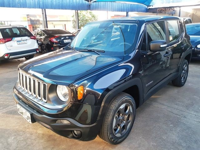 JEEP RENEGADE 2.0 16V TURBO SPORT 4X4 2016