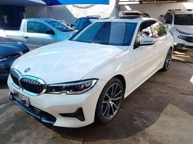 BMW 320I 2.0 16V TURBO SPORT GP 2020