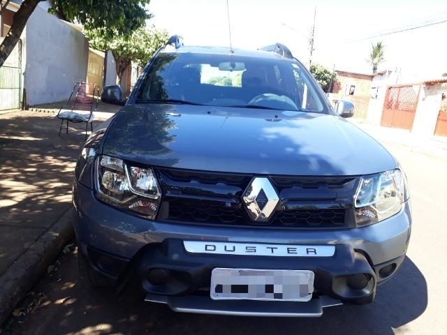 RENAULT DUSTER 1.6 16V SCE AUTHENTIQUE 2018