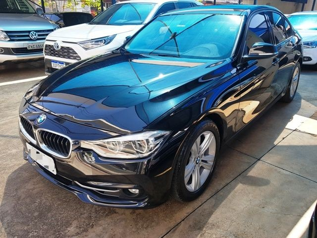 BMW 320I 2.0 SPORT 16V TURBO ACTIVE 2017
