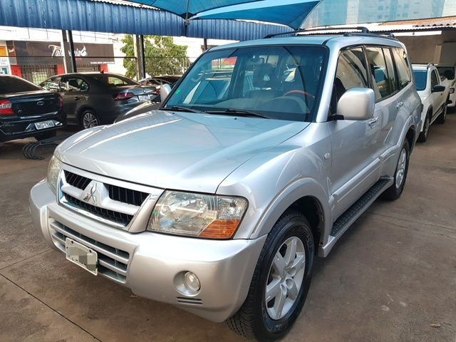 MITSUBISHI PAJERO FULL 3.2 GLS 4X4 16V TURBO INTERCOOLER 2007