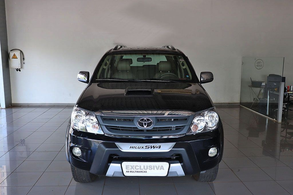 TOYOTA HILUX SW4 3.0 SRV 4X4 16V TURBO INTERCOOLER 2008