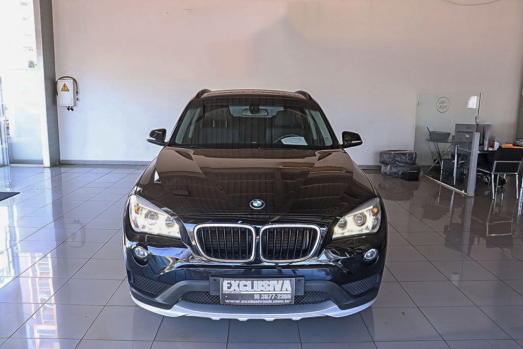 BMW X1 2.0 16V TURBO SDRIVE20I 2015