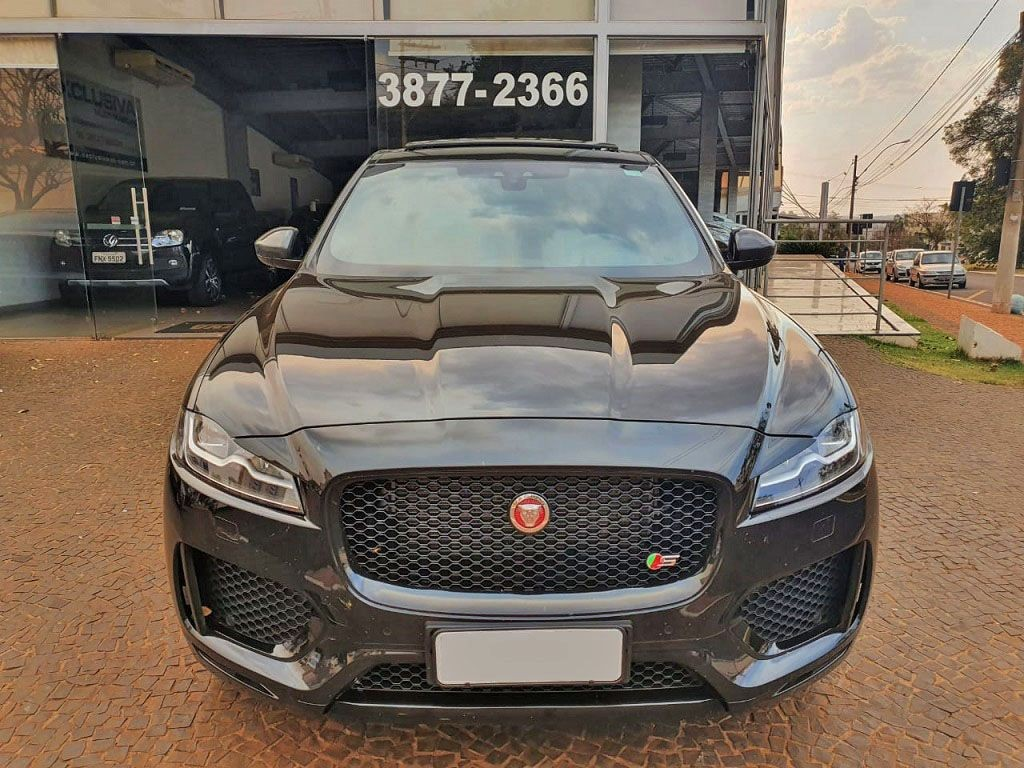 JAGUAR F-PACE 3.0 V6 SUPERCHARGED S AWD 2018