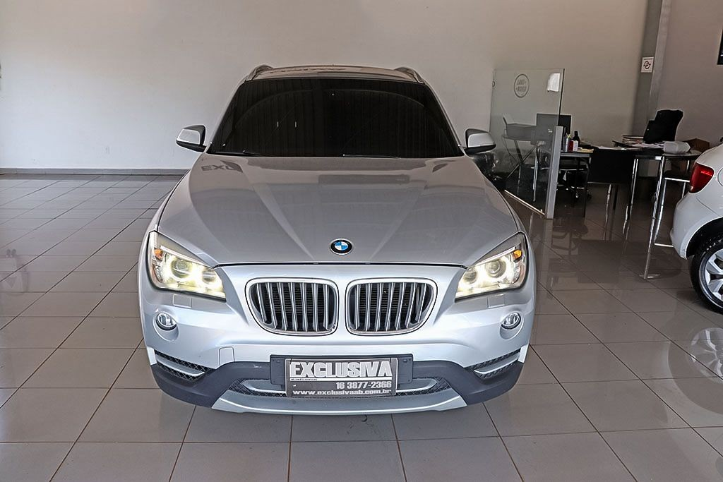 BMW X1 2.0 16V TURBO SDRIVE20I 2013