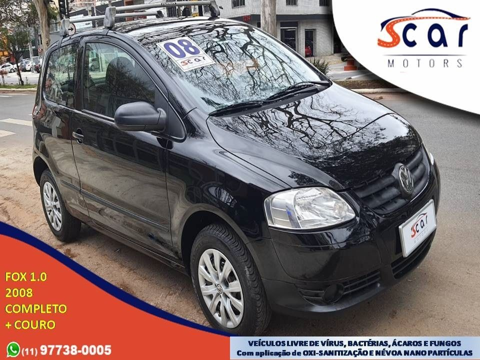 VOLKSWAGEN FOX 1.0 MI PLUS 8V 2008