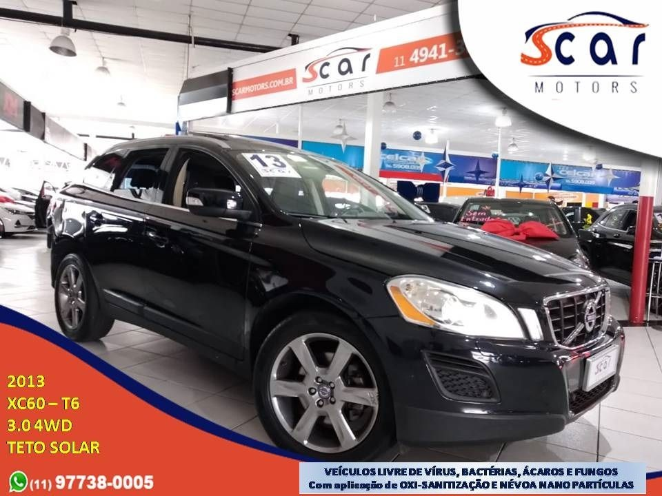 VOLVO XC60 3.0 T6 TOP AWD TURBO 2013