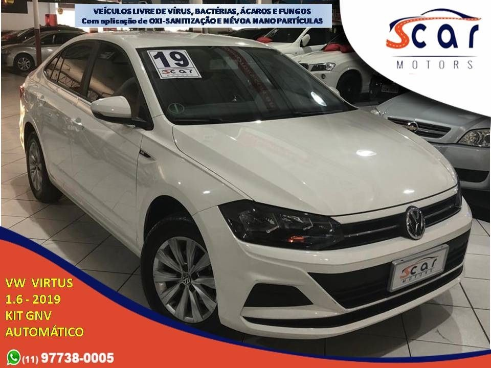 VOLKSWAGEN VIRTUS 1.6 MSI TOTAL 2019