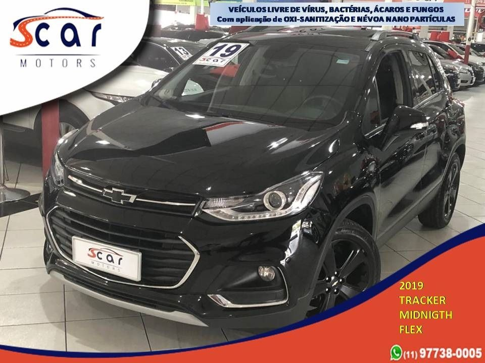 CHEVROLET TRACKER 1.4 16V TURBO MIDNIGHT 2019