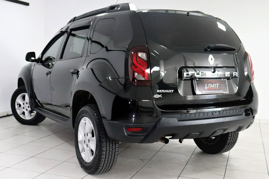DUSTER 1.6 EXPRESSION 4X2 16V