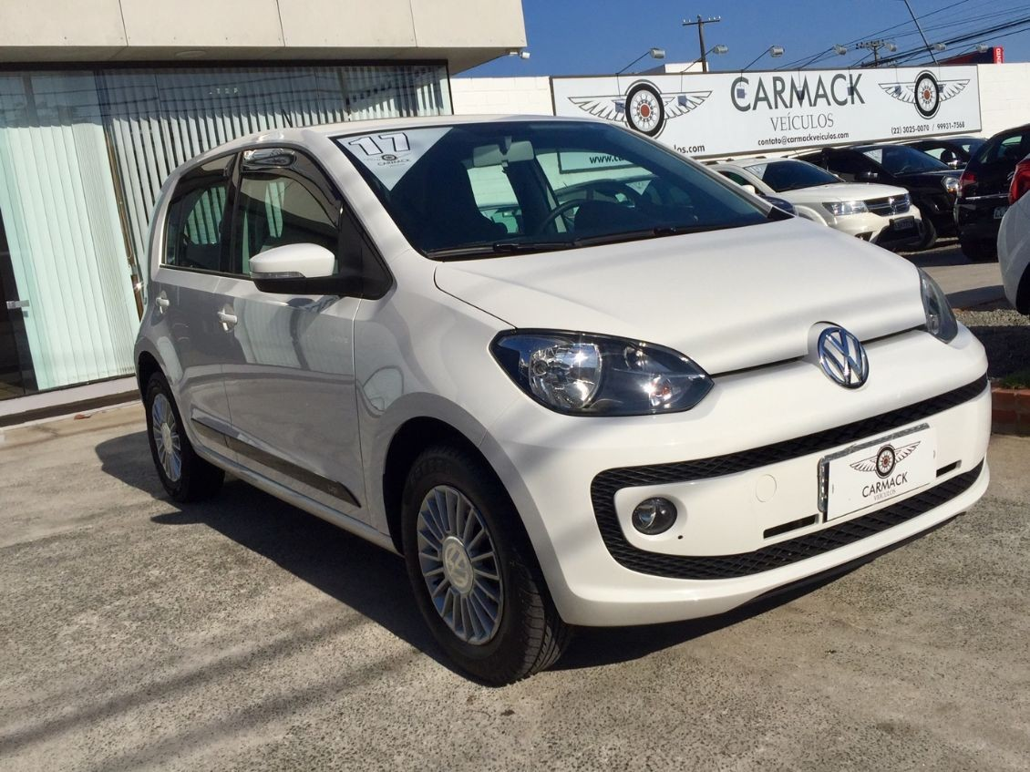 VOLKSWAGEN UP 1.0 TSI MOVE UP 12V 2017