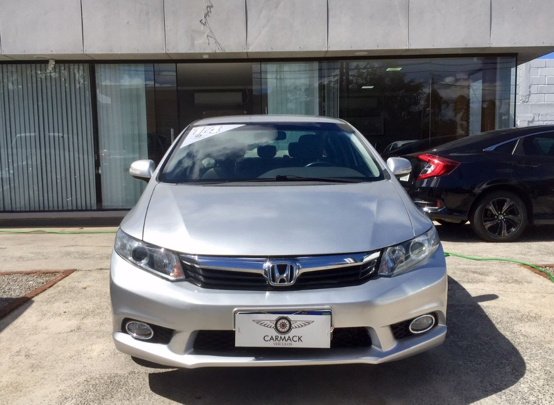 HONDA CIVIC 2.0 LXR 16V 2014