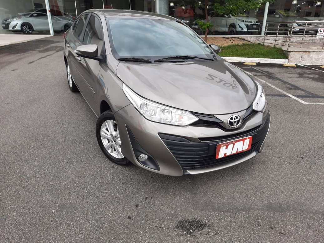 TOYOTA YARIS 1.5 16V SEDAN XL MULTIDRIVE