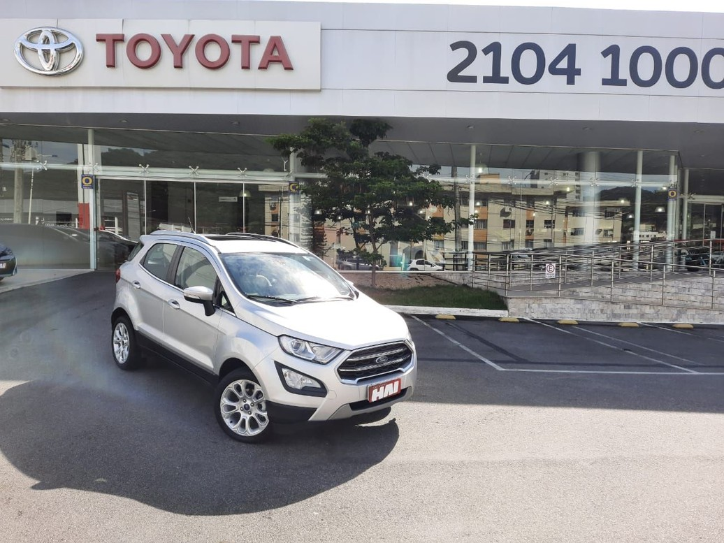 FORD ECOSPORT 2.0 DIRECT TITANIUM